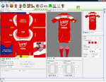 MSL4FIFA12 season 2012 Kits - Kelantan's home kit Umbro brand by angelvsevil