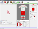 MSL4FIFA12 season 2012 Kits - LionsXII's home kit by angelvsevil
