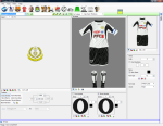 MSL4FIFA12 kit designs - Terengganu's home kit by angelvsevil